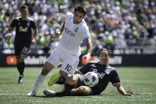What we saw: A photo recap (Sounders vs Whitecaps)