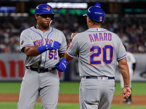 Mets acknowledge Yoenis Cespedes may need surgery, defend Jeurys Familia trade