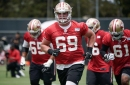 Report: Mike McGlinchey agrees to terms on rookie contract