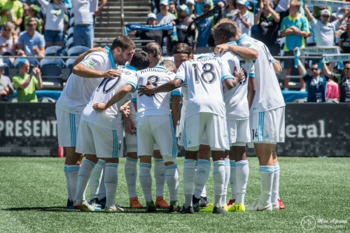 Seattle Sounders vs. Vancouver Whitecaps: Community player ratings form