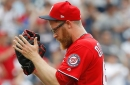 "Sean Doolittle setback: Nationals' closer ""weeks"" away from returning..."