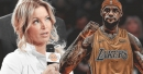Jeanie Buss sends a message to those who deface LeBron James murals