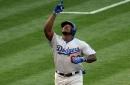 Dodgers Hopeful Yasiel Puig (Oblique) Will Return During Series Against Braves