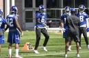 The alphabet guide to Giants training camp