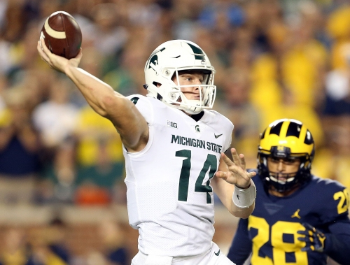 Michigan DL Rashan Gary, MSU QB Brian Lewerke on Big Ten honors list
