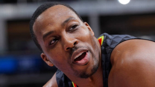 Wizards C Dwight Howard gives hilarious answer detailing his NBA experience
