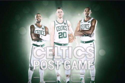 Celtics Late Night on CLNS: The Summer Show (8-9 EST)