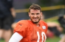 Bears camp recap day 4: Trick plays and rest days