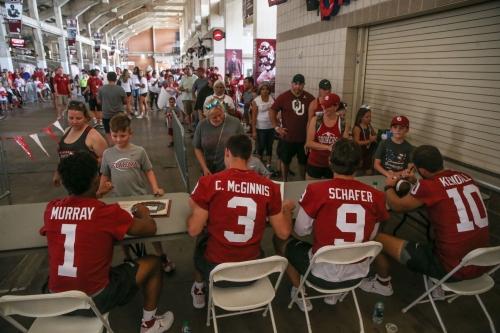 Oklahoma football: Kyler Murray with better odds to be starting quarterback, according to Diamond Sportsbook International