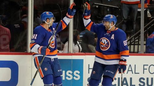 Islanders' Boychuk, Bailey not worried after Tavares departure