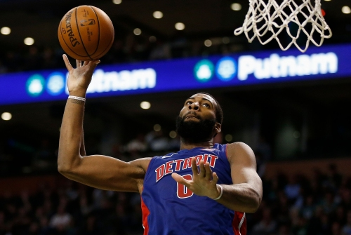 Detroit Pistons' Andre Drummond picks Twitter fights with Celtics fans