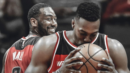 John Wall asked Dwight Howard to join him on Wizards