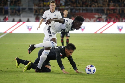 3 Questions: Alphonso Davies Style