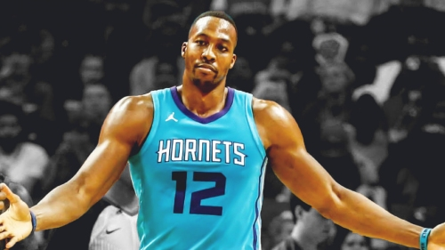 Dwight Howard learned he was traded by Hornets on social media