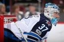 The 4th Line Hockey Podcast #192 – Connor Hellebuyck, Marc-Andre Fleury Extensions, Anaheim Ducks 3rd Jersey