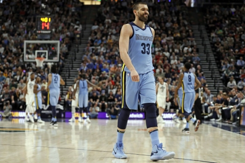 """The Grizzlies don't need another """"true 5"""""""