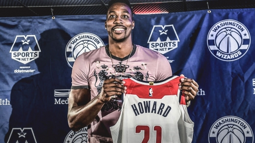 Dwight Howard says reputation has been result of narrative avalanche