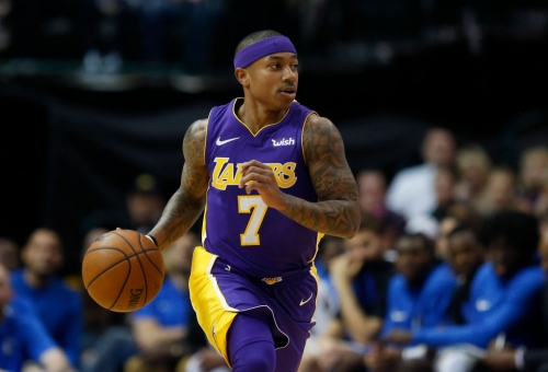 """Isaiah Thomas told Danny Ainge he'd """"love to come back"""" to Celtics before signing with Nuggets"""