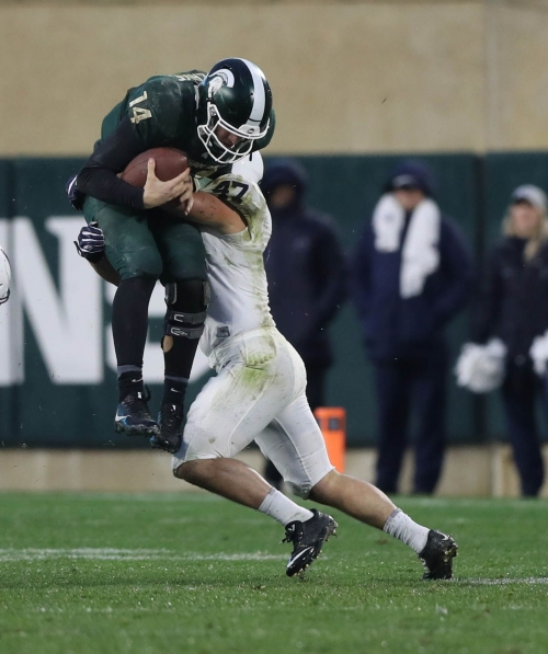 Couch: What Michigan State's Big Ten football foes are saying about the Spartans
