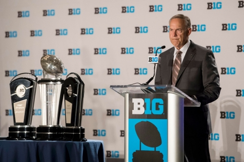 Michigan State's Mark Dantonio reinstates Jon Reschke: Full transcript