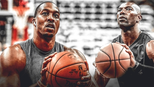 Dwight Howard compares himself to Terrell Owens after reputation claims
