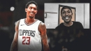 Lou Williams zings Lakers despite new additions