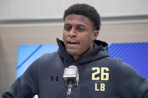 Ex-Michigan LB Mike McCray, Dolphins rookie, retires from football