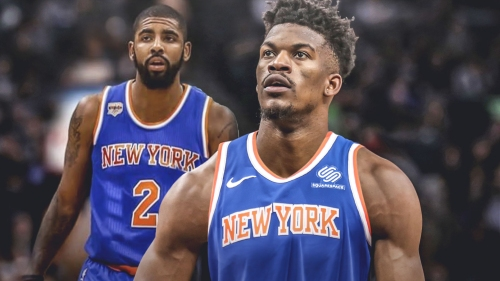 Knicks will be in the mix for Jimmy Butler