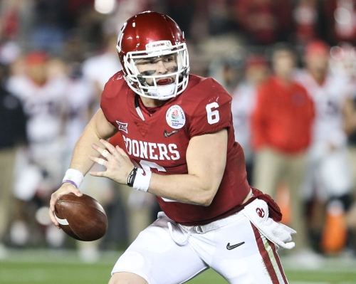 Oklahoma football: Baker Mayfield signs contract with Cleveland Browns, reportedly worth $32.68 million