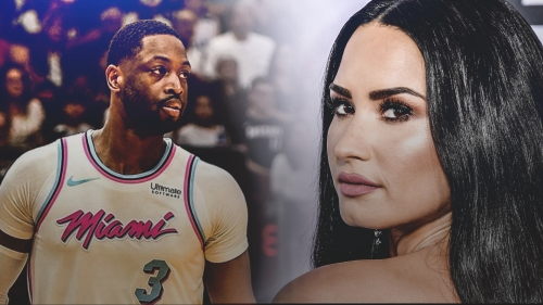 Heat news: Dwyane Wade tweets out thoughts and prayers to Demi Lovato
