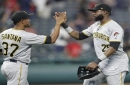 MLB roundup: Marte, Polanco, Bell HR; Bucs beat Indians for 11th straight