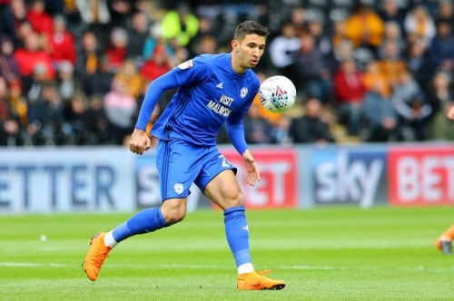 Crystal Palace swoop for Cardiff City target and Liverpool FC midfielder Marko Grujic - reports