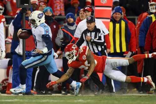 Arrowheadlines: Chiefs have one of the league's worst secondaries, according to PFF
