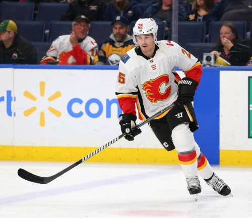 Nick Shore: Fourth Line Center Option for the Philadelphia Flyers