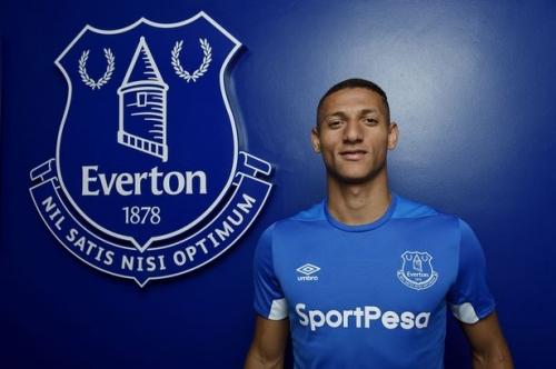 Everton FC new boy Richarlison promises '100% commitment'