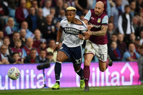 This is how much Aston Villa could be about to receive as Adama Traore nears Middlesbrough exit