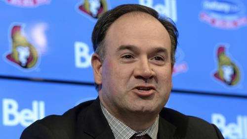 Senators sign forward Adam Tambellini to two-way deal