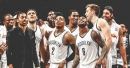 Jared Dudley refers to Jarrett Allen, D'Angelo Russell as 'cornerstones' to the Nets franchise