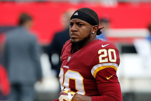 CB Joshua Holsey will miss start of Redskins training camp with freak foot injury