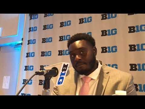 Big Ten offensive linemen split on who is better between Ohio State's Nick Bosa and Michigan's Rashan Gary