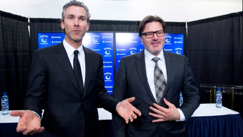 Canucks owner Aquilini writes message to fans after Linden news