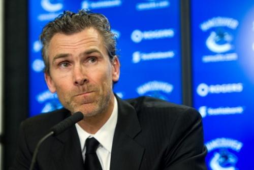 Trevor Linden Steps Down As President Of Vancouver Canucks