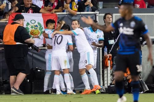 Recap: Raúl Ruidíaz delivers win in first Sounders start