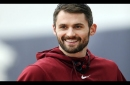 Cleveland Cavaliers Scribbles: Kevin Love's contract, new look lineup - Terry Pluto