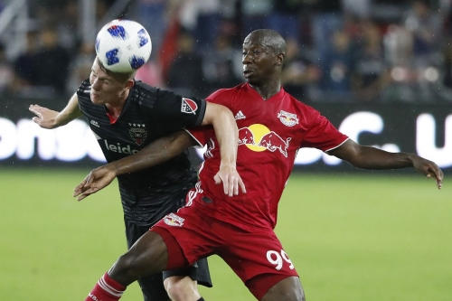 BWP's Historic Tally brings down DC United
