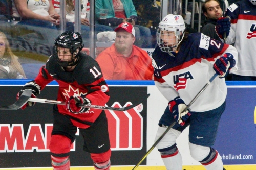 'You dream about playing for the Canadiens, and now I am': Jillian Saulnier and Genevieve Lacasse discuss their trade