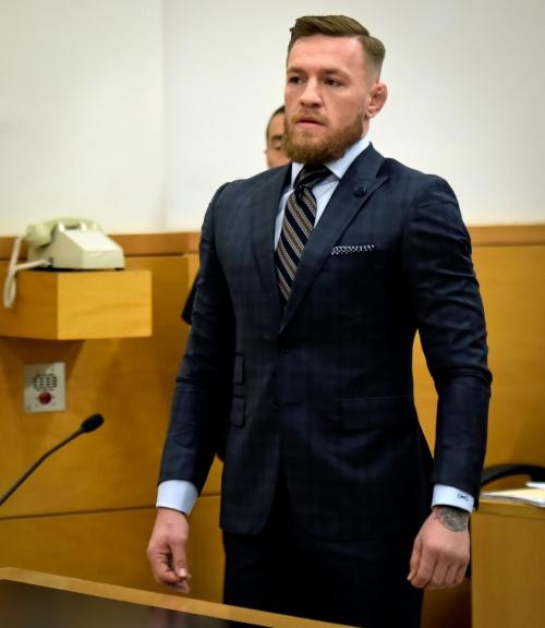 Conor McGregor avoids jail time, accepts plea deal for his April arrest in bus incident