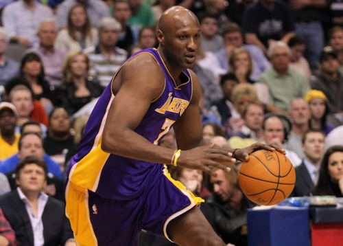 Former Lakers Forward Lamar Odom Thanks Stephon Marbury, Announces Plans To Play Professionally In China