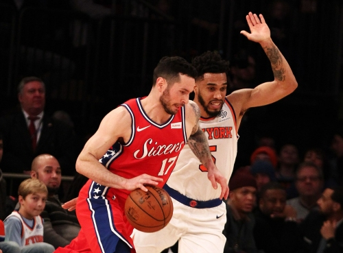 J.J. Redick discusses why move to Indiana Pacers didn't work out