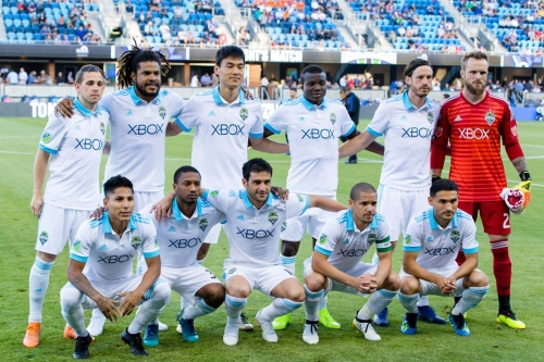 Seattle Sounders vs. San Jose Earthquakes: Community player ratings form
